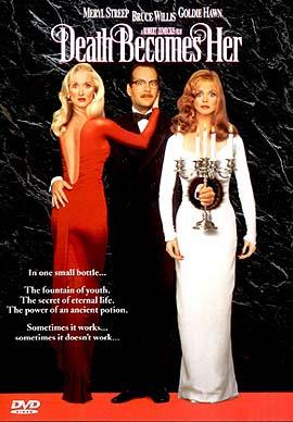 Ze Śmiercią Jej do Twarzy / Death Becomes Her (1992) [Lektor PL] [DVDRip]