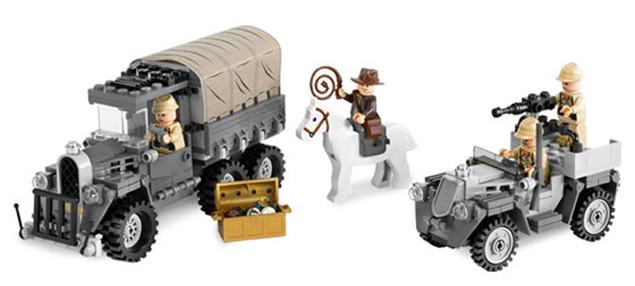 Filmowe Klocki Lego